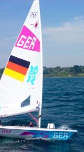 Internationale Deutsche Meisterschaften im Laser