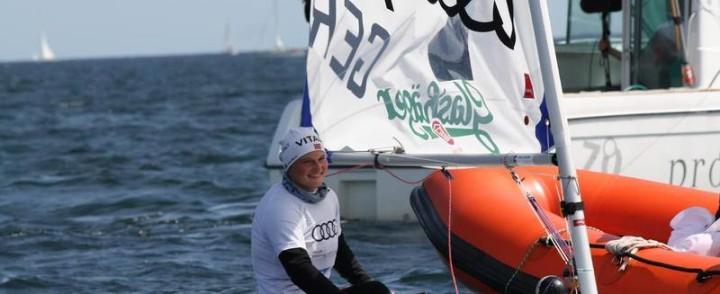 Franziska Goltz für London 2012 qualifiziert