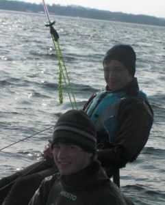 Young Europeans Sailing 2012
