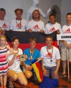 Katja Müller (Schweriner Yachtclub) gewinnt Silber