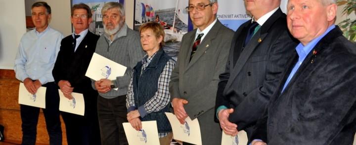 14. Seglertag in Greifswald – 25 Jahre SVMV