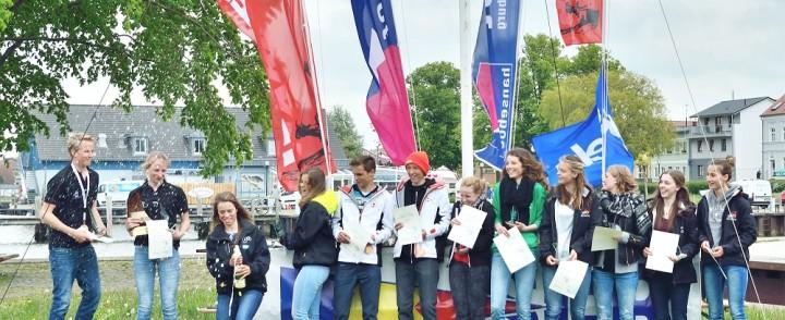 Frauenpower aus Mecklenburg-Vorpommern bei der 420er DM in Ribnitz