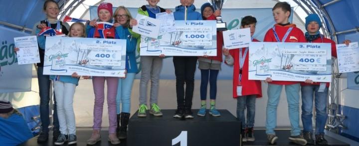 Vereinspokal des Glashäger Segel-Vereins-Cups 2015 geht nach Warnemünde