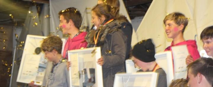 Internationale Deutsche Jugendmeisterschaft der Cadet's