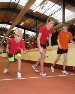 Athletikwettkampf und Jugendseglertag
