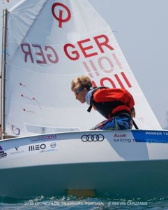 Opti WM in Vilamoura/Protugal