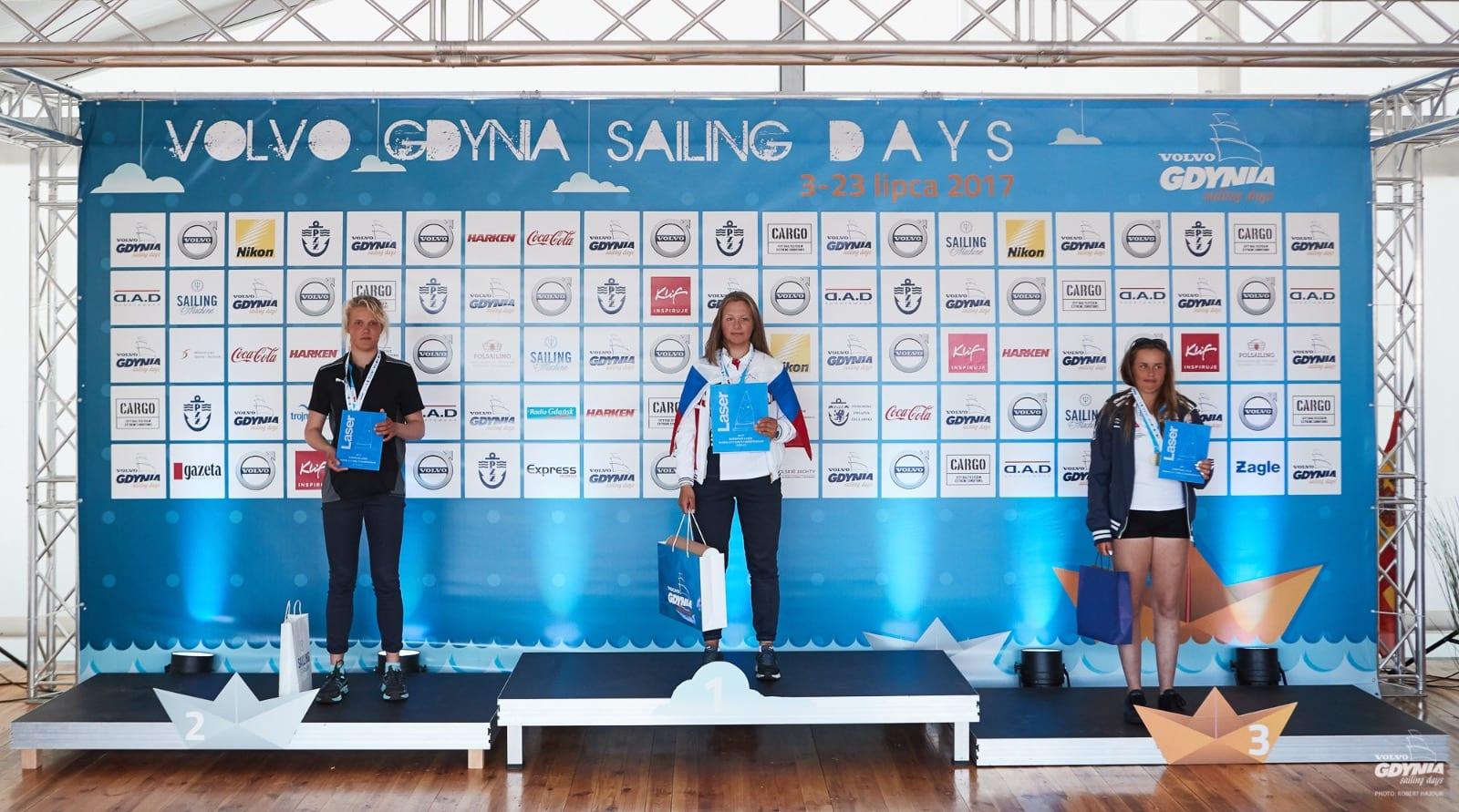 Dzien 11 - Mistrzostwa Europy Juniorów - kl. Laser Radial / Laser Radial Youth European Championship & Trophy 2017