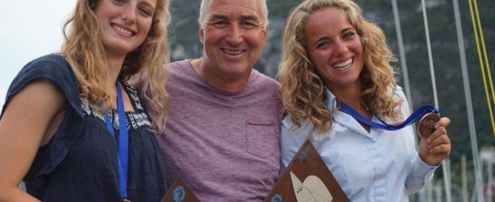470er Junioren EM auf dem Gardasee