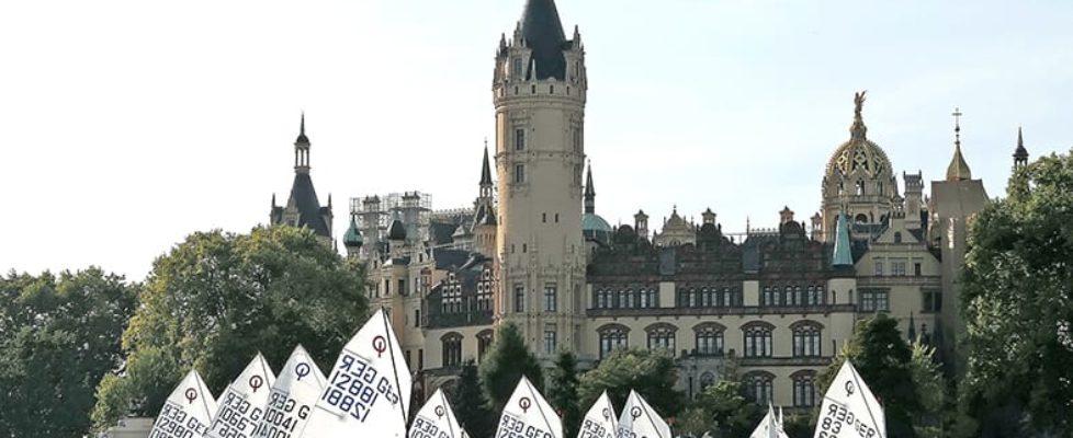 k-Kulisse Schweriner Schloss