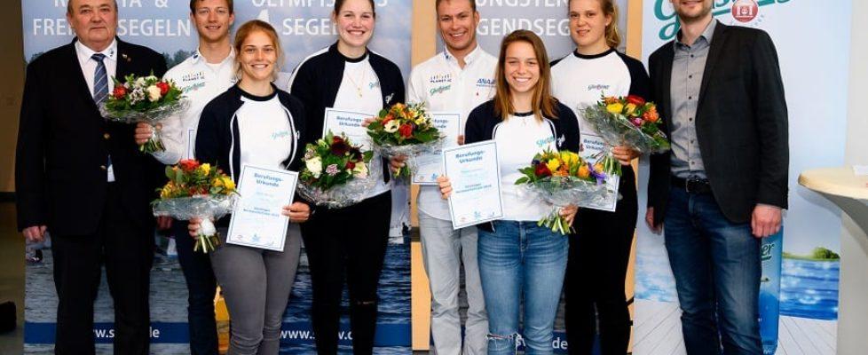kl_Pressebild Einberufung Glashäger Segelteam MV 2019