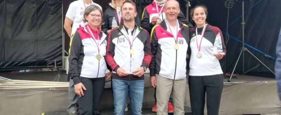Die deutschen Medaillengewinner