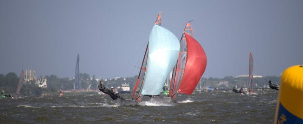 kl_29 Down-Wind Kurs Foto Max Cornelius
