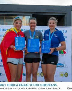 2021 ILCA 6 European Championships- Kastella-Croatia